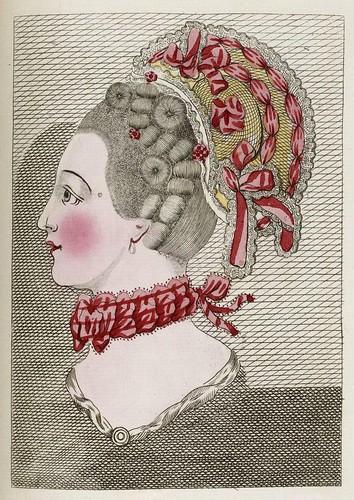 006-L'Art de la Coiffure des Dames Françaises…1767-Monsieur Legros