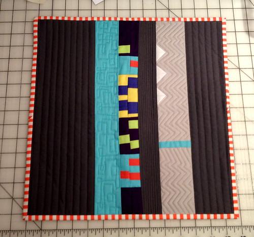 FLiQS2 Mini Quilt
