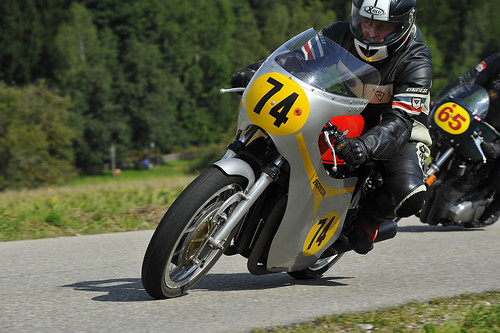 classic motorcycle Oldtimer Grand Prix 2012 Schwanenstadt Austria Copyright B. Egger :: eu-moto images 0193