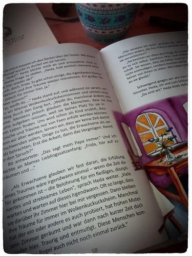 """(Ausschnitt aus meinem Buch, """"Frida und das Wolkenkuckucksheim"""".)"""