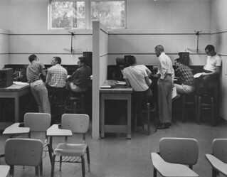 Science class in 1959