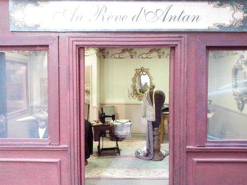 Au Réve d'Antan by Ylbert Durishti