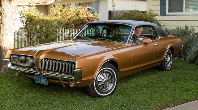 1967 Mercury Cougar Xr7 San Jose Ca