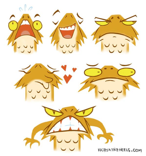 Mordecai Expressions