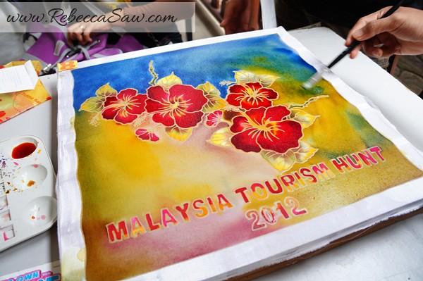 Malaysia tourism hunt 2012 - nor arfa batik terengganu-001