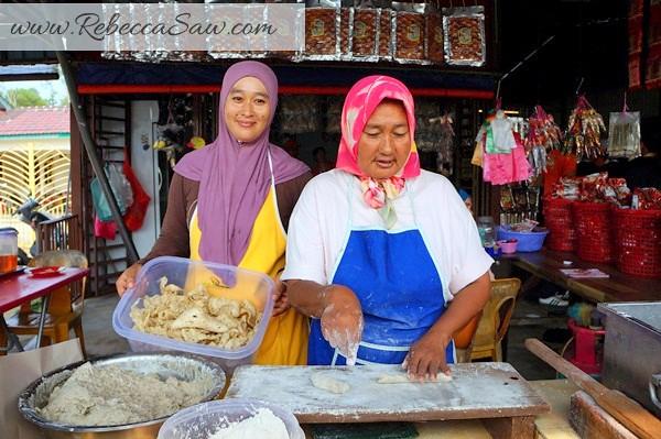 malaysia tourism hunt 2012 - terengganu - lekor, otak otak