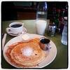 Blueberry pancakes! by Darren Mckeeman