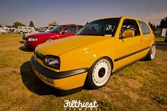 automobile, vehicle, volkswagen golf mk3, compact car, land vehicle, hatchback,