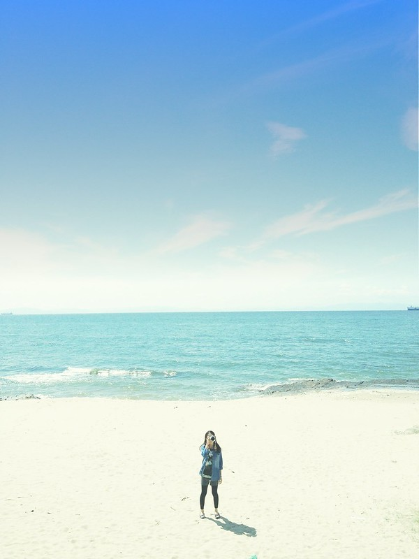 海。ツマー。