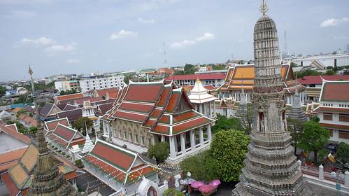la ville de Bangkok Thaïlande