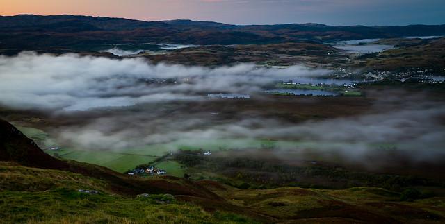 Dawn Mist below Ben Lora [IMG_0545]