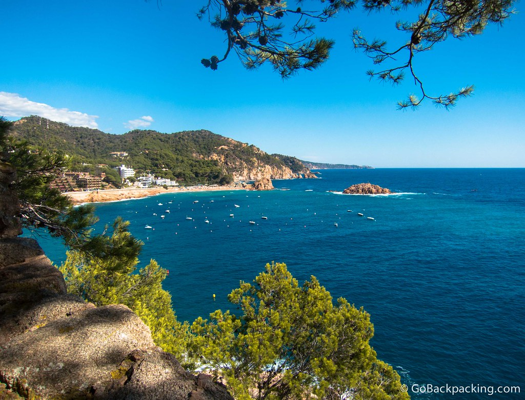 Spain's beautiful Costa Brava