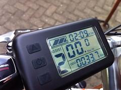 odometer, cyclocomputer, speedometer, electronics,
