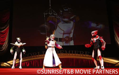 120925(2) - 劇場版《TIGER & BUNNY -The Rising-》於2013年秋天上映!漫畫家「桂正和」大嘆『這為什麼會紅?』 (1/4)