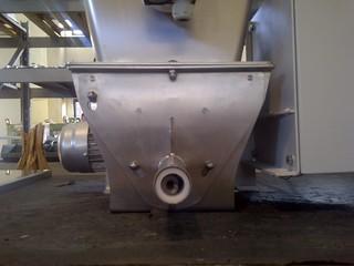 Dosatore per additivo in produzione cemento