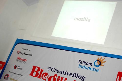 Mozilla @ Blogilcious 2012 Maros