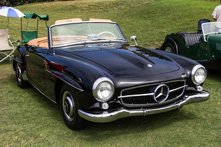 1958 Mercedes-Benz  190 SL Cabriolet