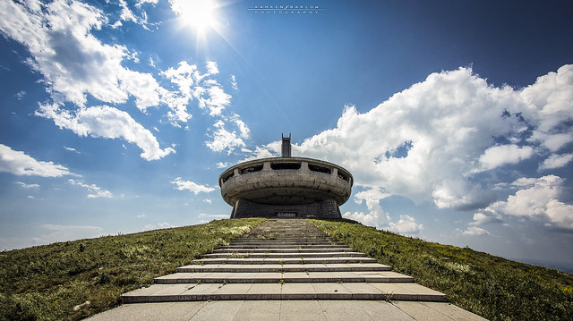 Communist UFO Landing