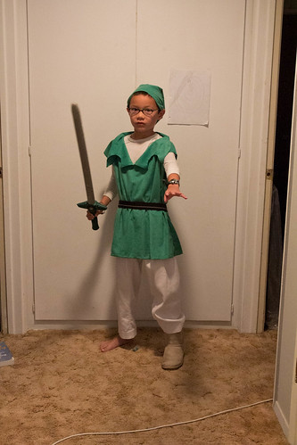 Preview: DIY Link costume