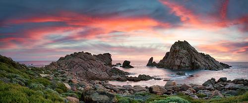 panorama rock geotagged australia wa westernaustralia capenaturaliste leeuwin sugarloafrock geo:lat=3356006903239879 geo:lon=11500659227366327