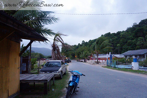 Pulau redang - malaysia tourism hunt 2012