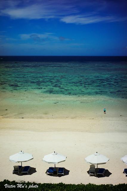 Kabira beach