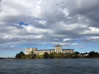Naval prison