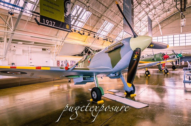 Flying Heritage Collection Supermarine Spitfire MK. Vc