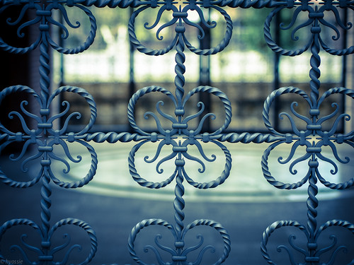 Iron Lattice by hyossie