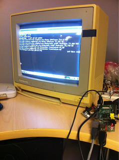Hacking on a RaspberryPI