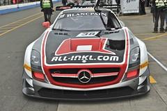 FIA GT1-Donington Park 2012