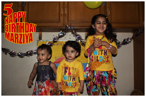5 Happy Birthday Marziya Shakir by firoze shakir photographerno1