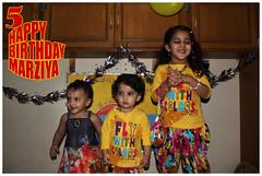 5 Happy Birthday Marziya Shakir by firoze shakir photographerno1