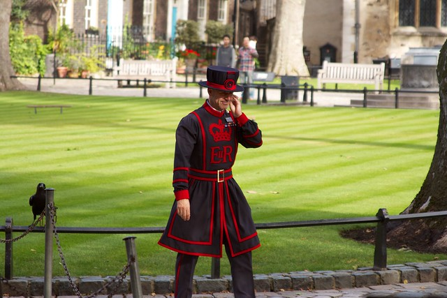 Tower Hill - The Tower of London