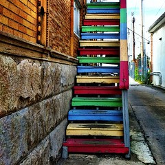 Xylophone Stairs