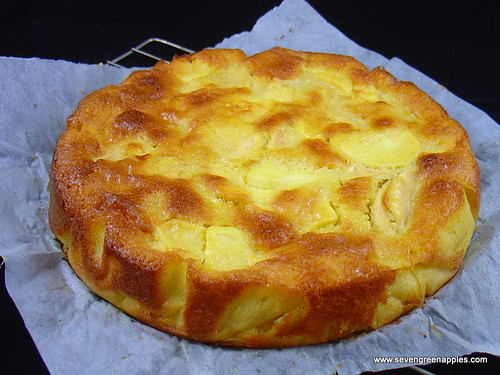 Apple & Lemon Torta