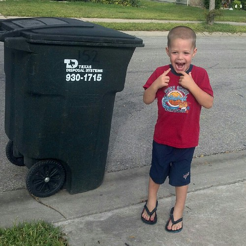 The Garbage Men's biggest fan
