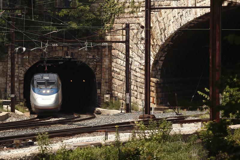 tunnel penn station