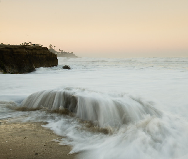 Bird Rock and Windansea at Sunrise 93012 © Michael Klayman-005