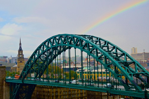 newcastle rainbow