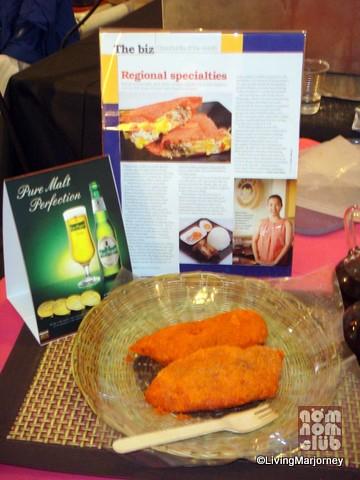 Maria's Ilocos Empanada