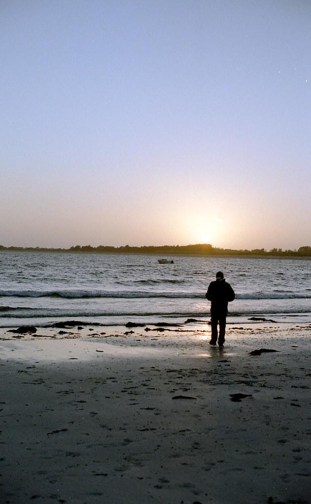 Le jeune homme et la mer