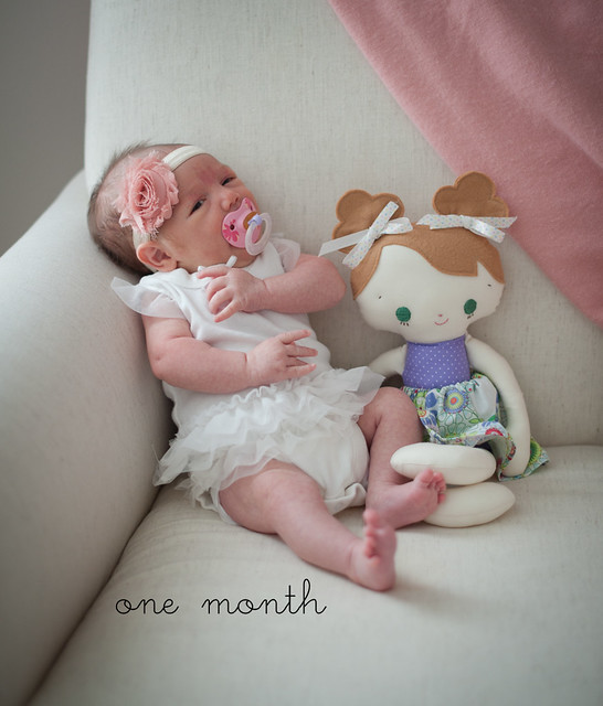 Clara one month copy