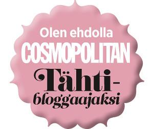 BloggariEhdolla logo