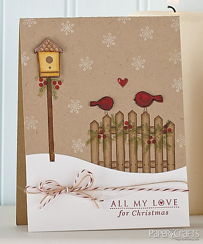 8055147887 211fa374e7 World Card Making Day: Seasons Greetings