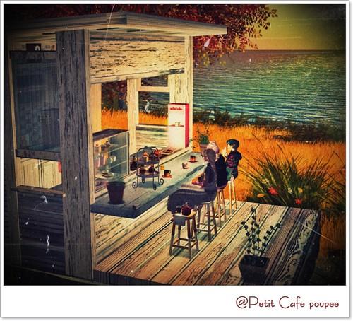 @Petit Cafe poupee
