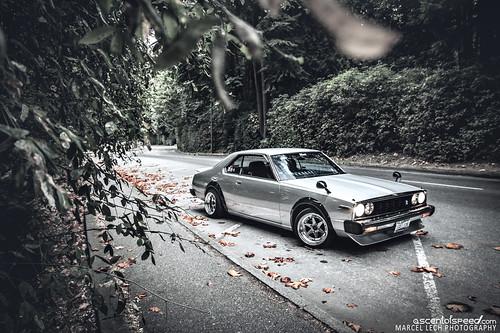 1981 Nissan Skyline C210 by Marcel Lech