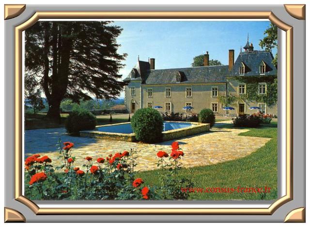 Le Chateau de JOUY (Renaissance) -70-150