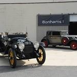 """Bonhams """"Preserving the Automobile"""" Auction Preview"""