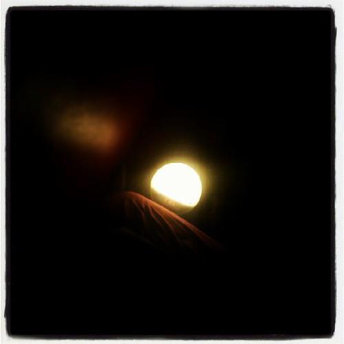 Lichtje uit, slapen, morgen heel vroeg op de rommelmarkt in Eeklo #5uur